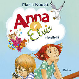 Kuutti, Maria - Anna ja Elvis risteilyllä, äänikirja