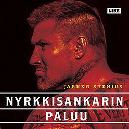 Stenius, Jarkko - Nyrkkisankarin paluu, äänikirja
