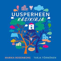 Rosenborg, Marika - Uusperheen käsikirja, äänikirja