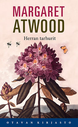 Atwood, Margaret - Herran tarhurit, e-kirja