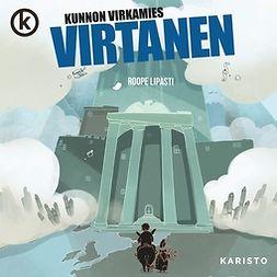 Lipasti, Roope - Kunnon virkamies Virtanen, äänikirja