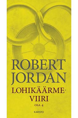 Jordan, Robert - Lohikäärmeviiri, e-kirja