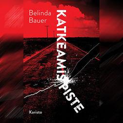 Bauer, Belinda - Katkeamispiste, äänikirja
