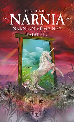Lewis, C. S. - Narnian viimeinen taistelu, e-kirja