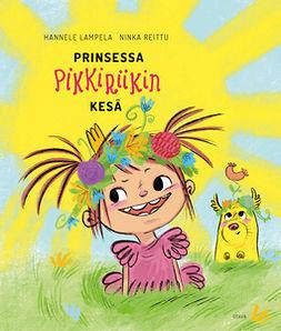 Lampela, Hannele - Prinsessa Pikkiriikin kesä, e-kirja