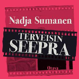 Ollikainen, Jaakko - Terveisin Seepra, audiobook