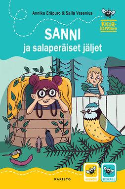 Eräpuro, Annika - Sanni ja salaperäiset jäljet, ebook