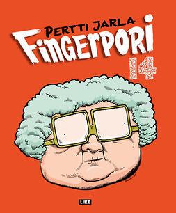 Jarla, Pertti - Fingerpori 14, ebook