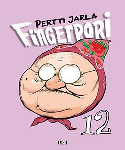 Jarla, Pertti - Fingerpori 12, e-kirja