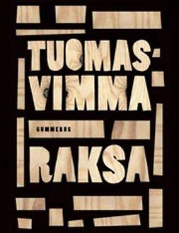 Vimma, Tuomas - Raksa, e-kirja