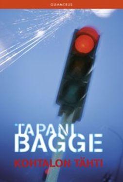 Bagge, Tapani - Kohtalon tähti, e-kirja