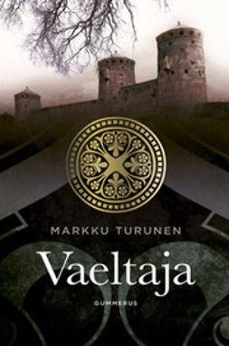 Turunen, Markku - Vaeltaja, e-kirja