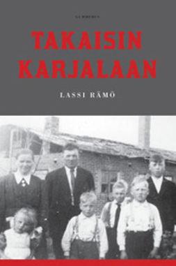 Rämö, Lassi - Takaisin Karjalaan, e-kirja