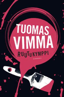 Vimma, Tuomas - Ruutukymppi, e-kirja