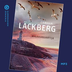 Läckberg, Camilla - Majakanvartija, audiobook