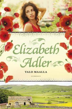 Adler, Elizabeth - Talo maalla, e-kirja