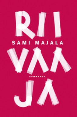 Majala, Sami - Riivaaja, e-kirja