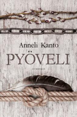 Kanto, Anneli - Pyöveli, ebook