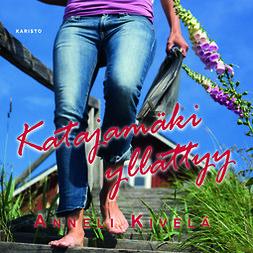 Kivelä, Anneli - Katajamäki yllättyy, äänikirja