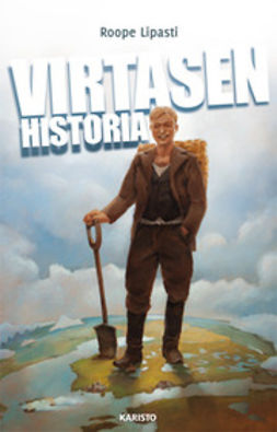 Lipasti, Roope - Virtasen historia, e-bok