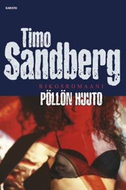 Sandberg, Timo - Pöllön huuto: rikosromaani, e-kirja
