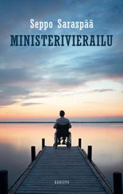Saraspää, Seppo - Ministerivierailu, ebook