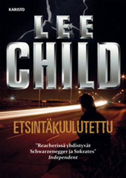 Child, Lee - Etsintäkuulutettu, ebook