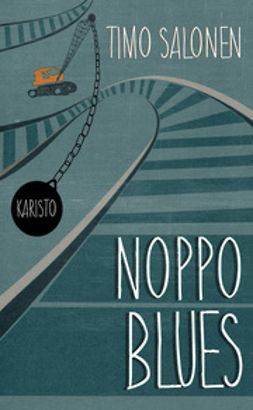 Salonen, Timo - Noppo Blues, e-kirja