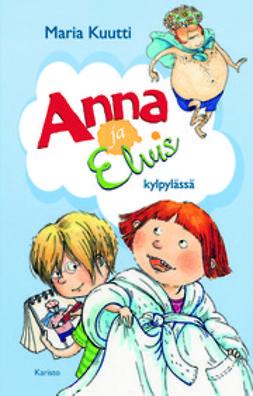 Kuutti, Maria - Anna ja Elvis kylpylässä, e-kirja