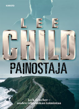 Child, Lee - Painostaja, e-bok