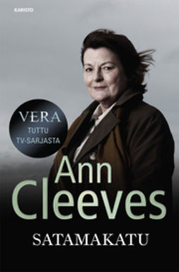 Cleeves, Ann - Satamakatu, ebook