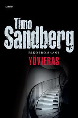 Sandberg, Timo - Yövieras, e-kirja