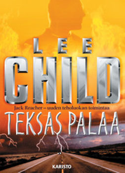 Child, Lee - Teksas palaa, e-bok