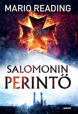 Reading, Mario - Salomonin perintö, ebook