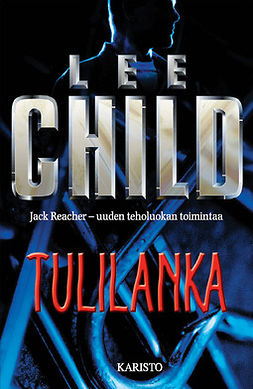 Child, Lee - Tulilanka, ebook