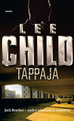 Child, Lee - Tappaja, e-kirja