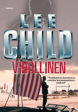 Child, Lee - Vihollinen, ebook