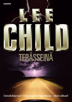 Child, Lee - Terässeinä, e-bok