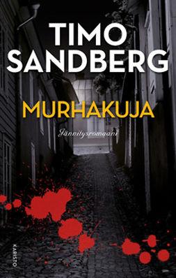 Sandberg, Timo - Murhakuja, äänikirja