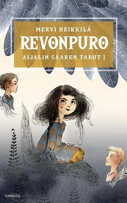 Heikkilä, Mervi - Revonpuro, e-kirja
