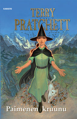 Pratchett, Terry - Paimenen kruunu, ebook