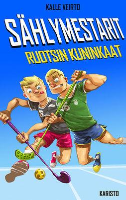 Veirto, Kalle - Ruotsin kuninkaat, e-kirja