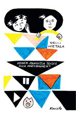 Hietala, Nelli - Kenen joukoissa seisot, Miia Martikainen?, e-kirja