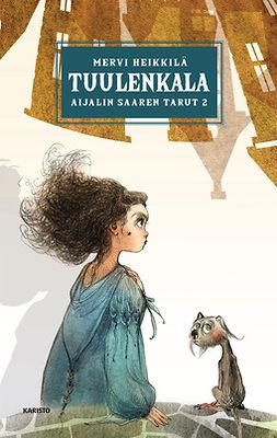 Heikkilä, Mervi - Tuulenkala, e-kirja