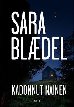Blaedel, Sara - Kadonnut nainen, e-kirja