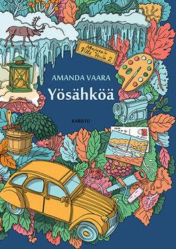 Vaara, Amanda - Yösähköä, ebook