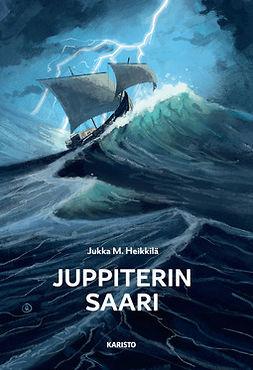 Heikkilä, Jukka M. - Juppiterin saari, e-kirja