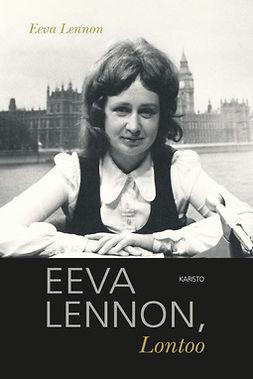Lennon, Eeva - Eeva Lennon, Lontoo, äänikirja