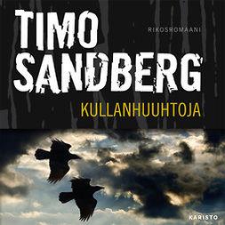 Sandberg, Timo - Kullanhuuhtoja, äänikirja