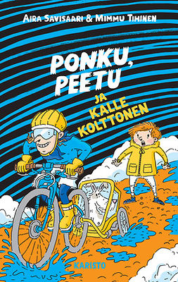 Savisaari, Aira - Ponku, Peetu ja Kalle Kolttonen, e-kirja
